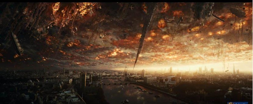 Film, Independence Day, Trailer, TV, Will Smith