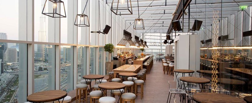 Dining, Dubai, Food and drink, Outdoor, Terrace, UAE