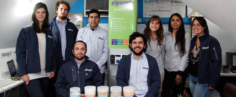 Algramo, Business plan, Chivas, Jeremy Lawrence, Jose, Manuel Moller, Social entrepreneur, The Venture