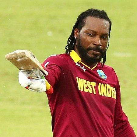 Chris Gayle, Cricket, Don't blush baby, Fined, Sexism, Sport, T20, West Indies