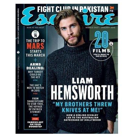 Actor, AW14, Fashion, Film, Liam Hemsworth, Menswear, The Hunger Games