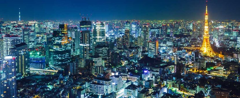 Japan, Tokyo, Travel