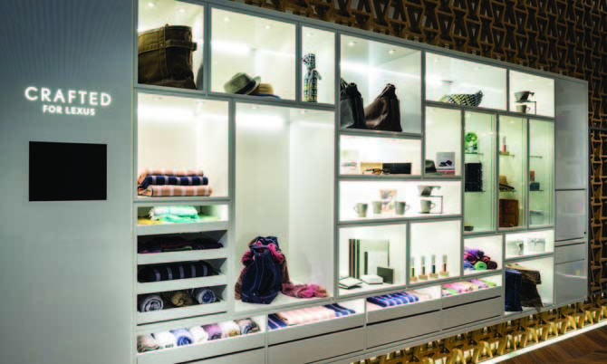 Advertorial, Design, Difc, Food, Intersect by lexus, Lexus, Restaurant