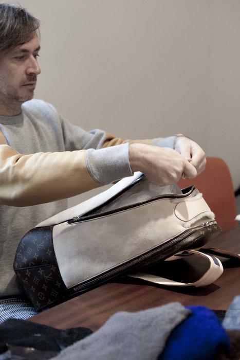 AW14, Collaboration, Fashion, Louis Vuitton, Marc Newson, Style