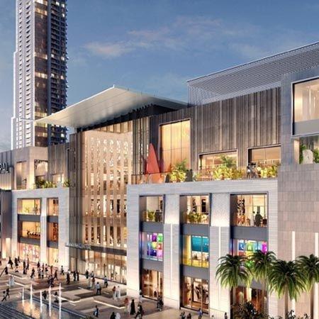 Abu dhabi, Al Maryah Central, Business, Malls, UAE