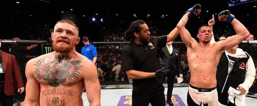 Conor McGregor, Diaz, Fight sports, UFC, Wrestling