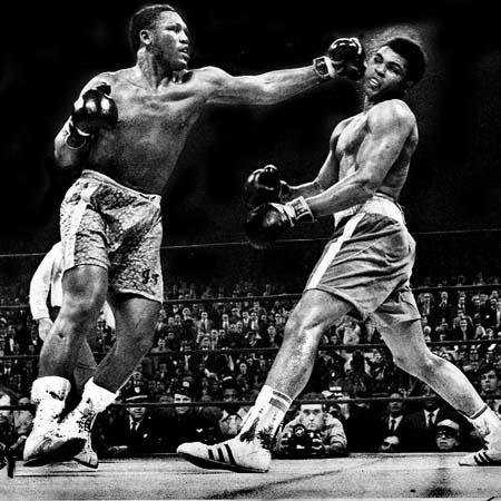 Ali, Boxing, Frazier, Mayweather, Sports