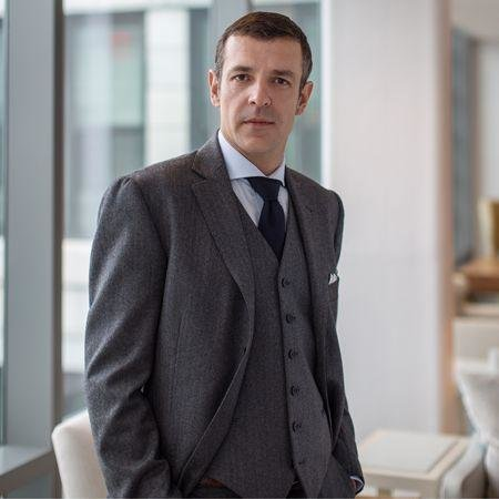 CEO, CT60, Interview, Jewellery, Nicola Andreatta, Tiffany & Co., Timepieces, Watches