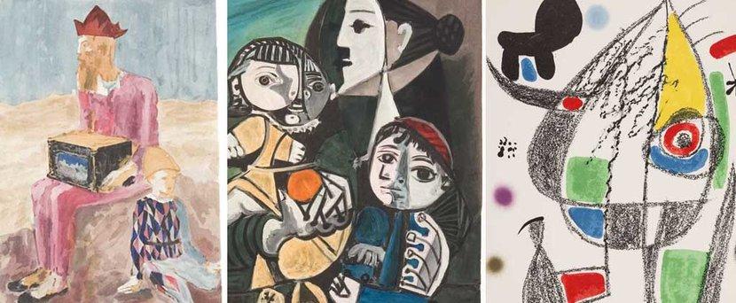 Art, Exhibition, Miro, Picasso, Picasso dubai