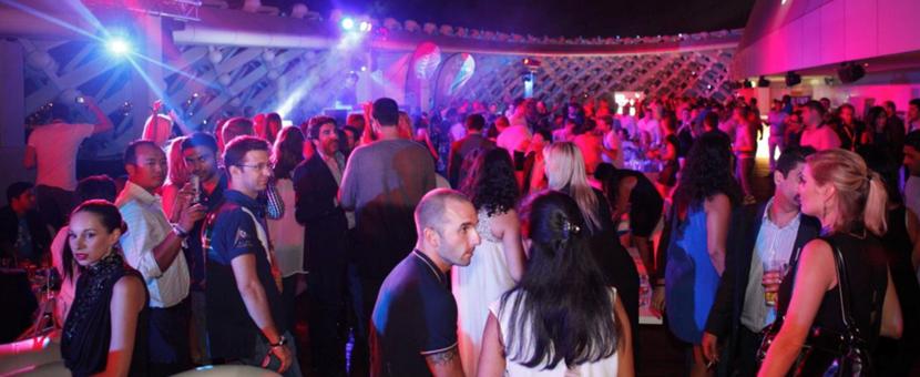 Esquire Podium Lounge, F1 Weekend, Podium Lounge Abu Dhabi