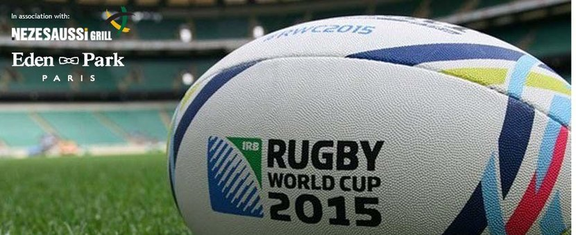 Eden Park, Rugby, Rugby world cup, World cup 2015