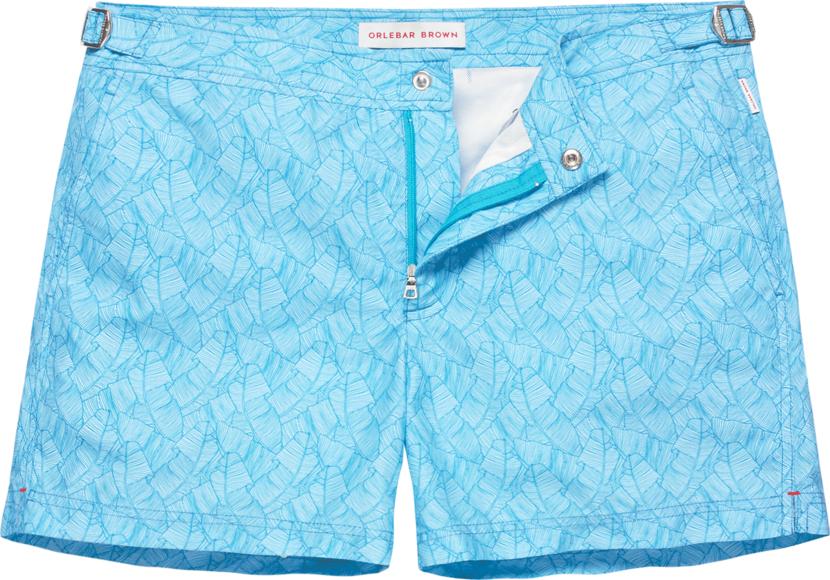 Fashion, Menswear, Orlebar Brown, Pool party, Style, Swimwear