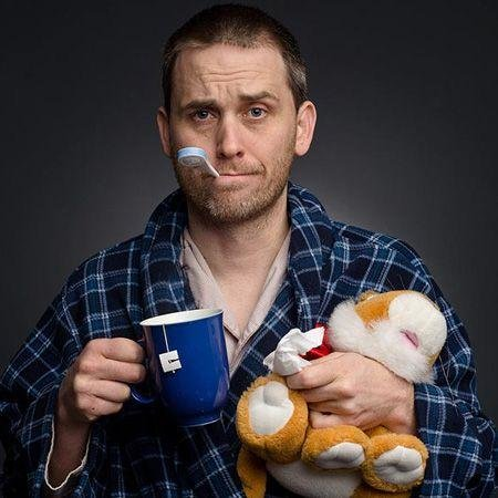 Cold or flu, Dr Graham Simpson, Health, Ill, Sickness