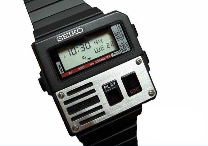 The Seiko M516-4009 'Voice Note'