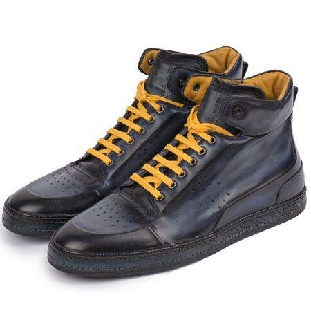 Alessandro Sartori, Berluti boots, Berluti sneaker