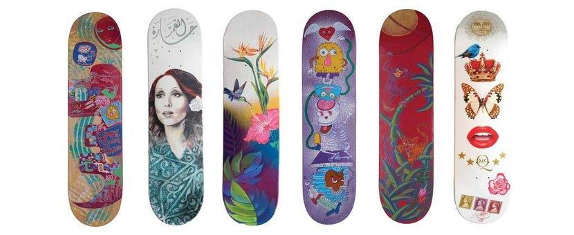 Art, Cities, Fotis Gerakis, Hazem K. Aljesr, Skate boarding