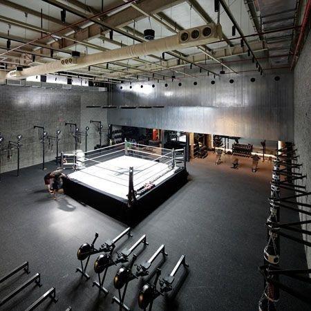 Gym, Kuwait, The Burrow