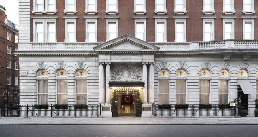 Hotel reviews, London Edition, London Hotels, Marriot hotels