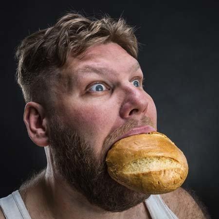 Bread, Graham Simpson, Health, Health articles