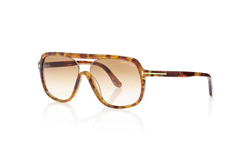 Tom Ford glasses, Dhs1,250 at Rivoli