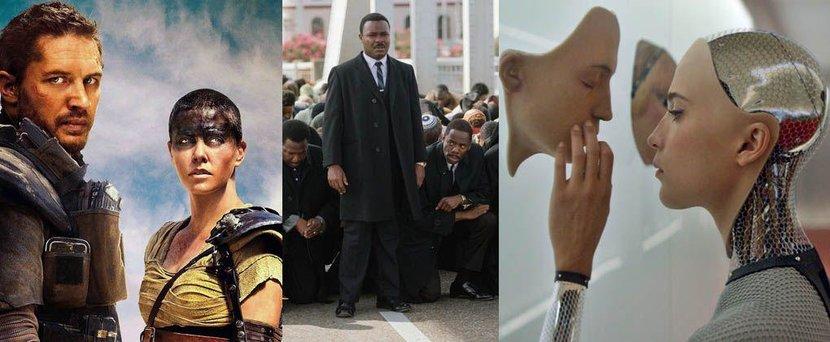 2015, Best films, Best films of 2015, Cinema, Top films