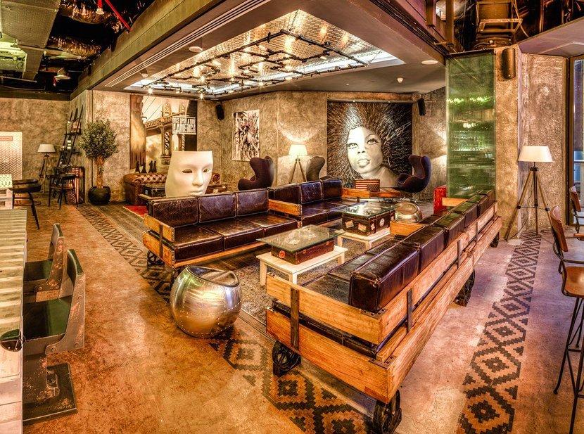 JA OCean VIew Hotel, JBR, Tribeca