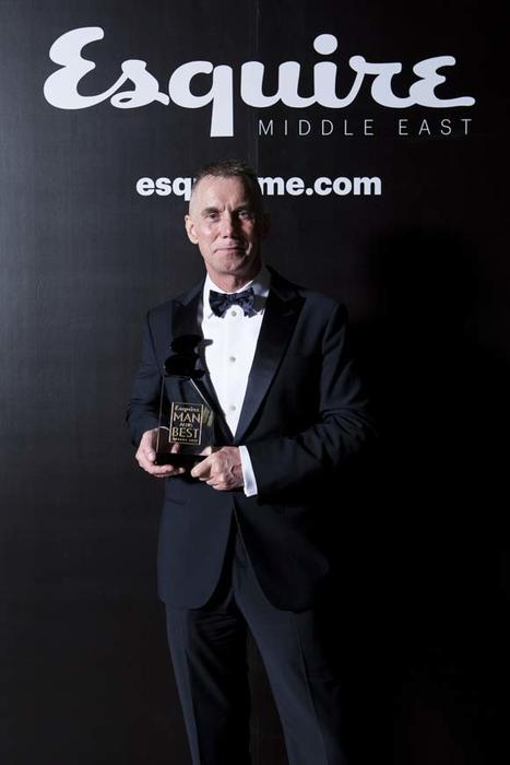 Chef of the Year: Gary Rhodes