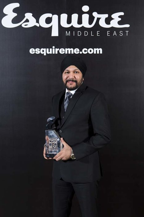 Innovator of the Year: Harmeek Singh