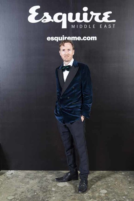 EsquireME's Editor-in-chief, Jeremy Lawerence