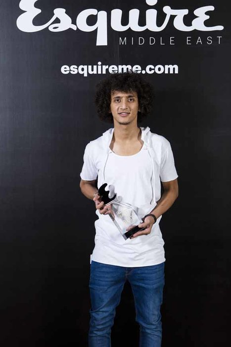 Sportsman of the Year: Omar Abdulrahman