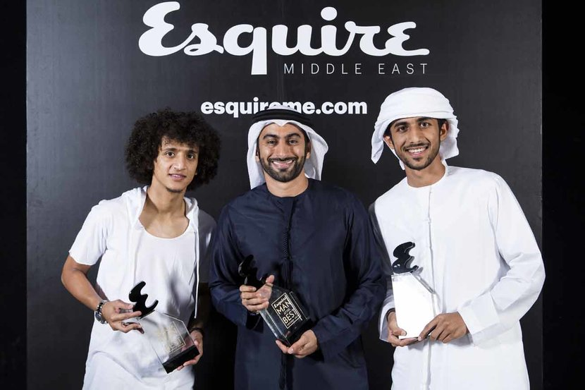 Sportsman, Entrepreneur and Comedian of the Year
