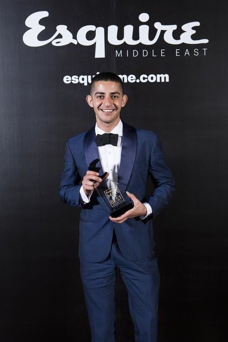 Man of the Year 2015: Chaker Khazaal