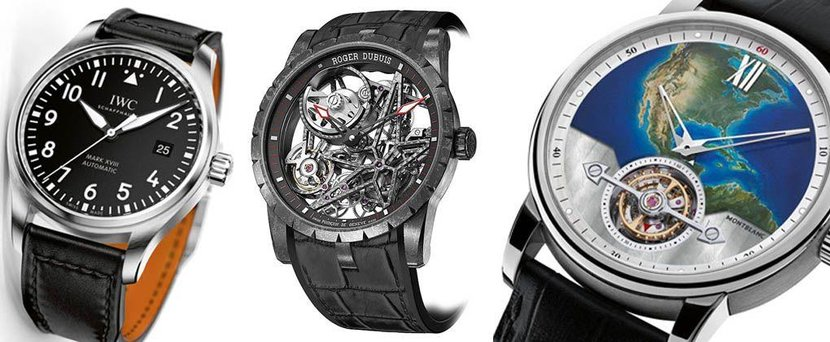 2016, Best watches, SIHH, Tariq Malik, Timepieces, Watches