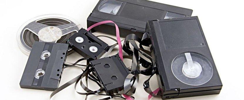 Beta, Exit notes, Film, Tech, TV, Vhs