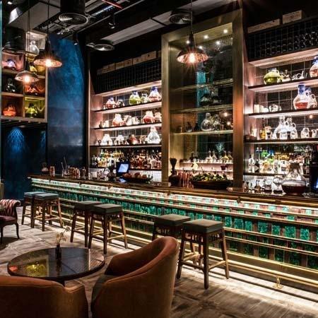 Coya, Four Seasons, Members' club Dubai