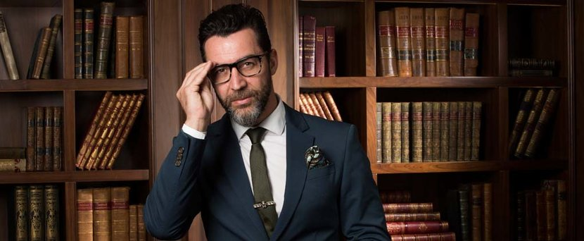Celebrity chef, Chef, Enigma, Food, Interview, Palazzo versace, Restaurant