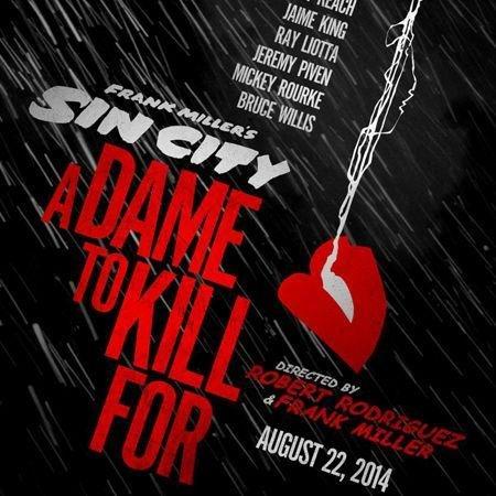 Jessica Alba, Sin City, Sin City: A dame to kill for