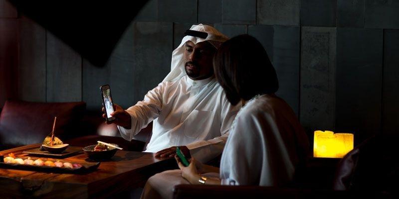 Digital influencers, Influencers, Male influencers, UAE influencers