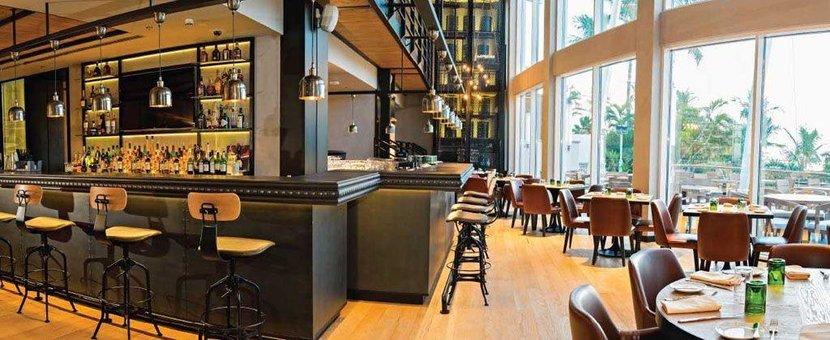 D&A, Dining, Dubai, Food, Jumeirah Beach Hotel, Restaurant