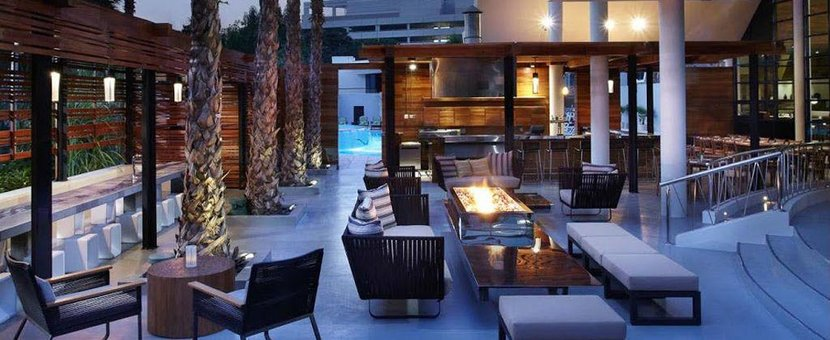 2-for 1, Nomad Restaurant at Jumeirah Creekside Hotel