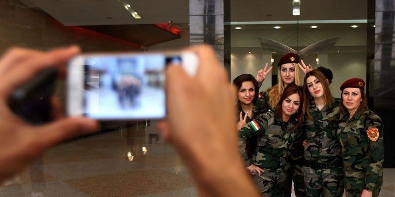 Helly luv, ISIS, Kurdistan