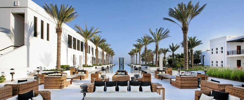 Hotels, Middle East, Muscat, Oman, The chedi