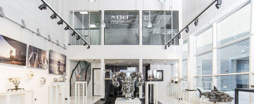 Art, Gallery, MAD, Mechanics, MF&B, Watches