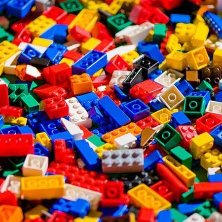 Gold, Investment, Lego