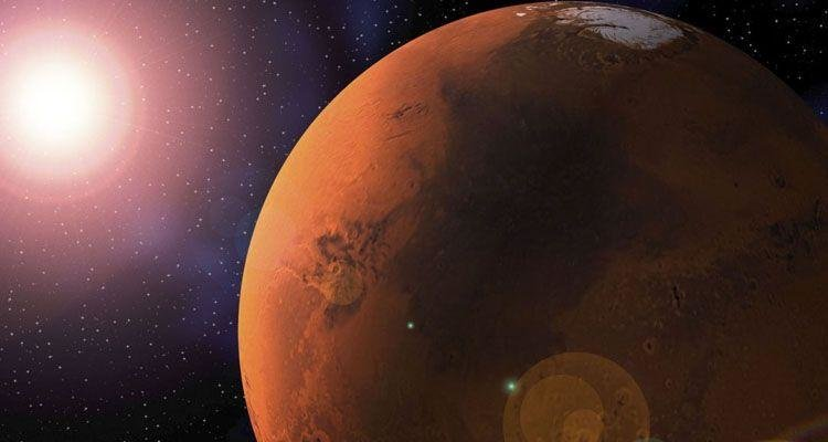 Mars, Mission to Mars, Nasa, Red Planet