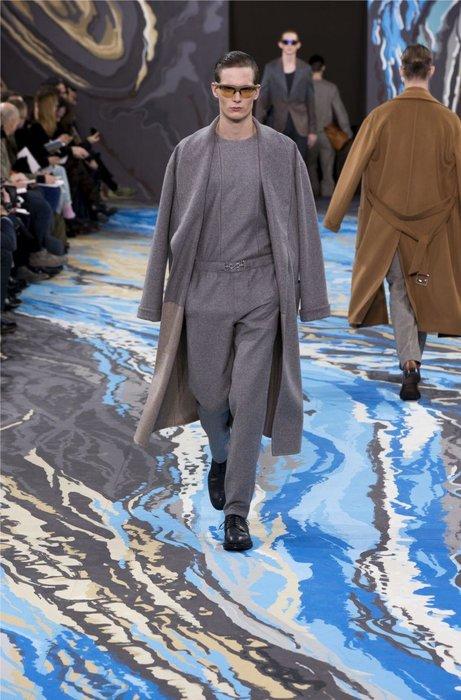 Louis Vuitton, Milan fashion week