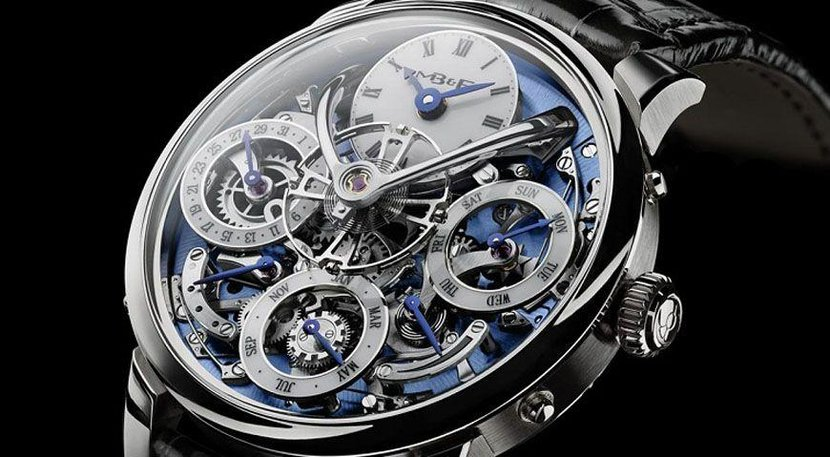 Max Busser, MB&F, Timepieces, Watches