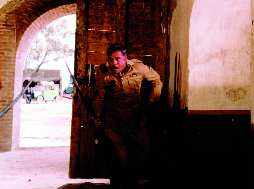 Feature, Film, Iraq, Middle East, Movie, Oliver reed, Saddam, Sinden, War