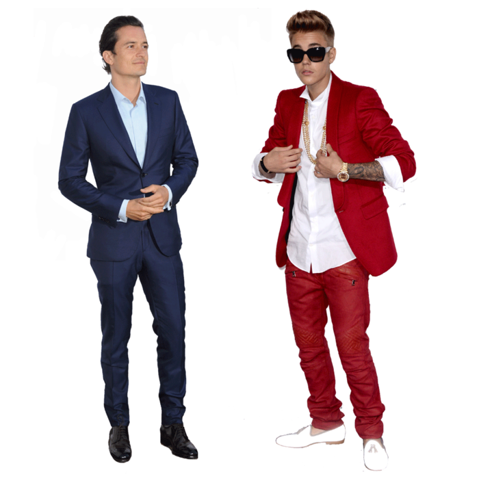 Fashion, Justin Bieber, Orland Bloom, Style