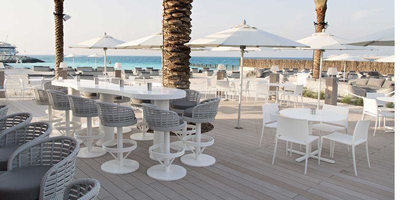 Bar, Beach, Food, Jumeirah, Restaurant